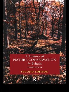 A History of Nature Conservation in Britain (eBook, ePUB) - Evans, David