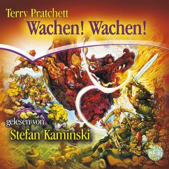 Wachen! Wachen! (MP3-Download) - Pratchett, Terry