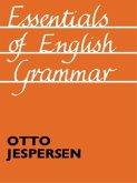 Essentials of English Grammar (eBook, ePUB)