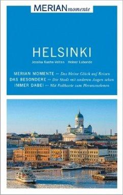 MERIAN momente Reiseführer Helsinki - Kuehn-Velten, Jessika; Labonde, Heiner