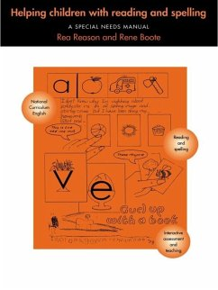 Helping Children with Reading and Spelling (eBook, ePUB) - Boote, Rene; Boote, Rene; Reason, Rea