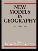 New Models in Geography - Vol 1 (eBook, ePUB)