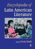 Encyclopedia of Latin American Literature (eBook, ePUB)