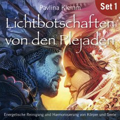Lichtbotschaften von den Plejaden (Übungs-Set 1) (MP3-Download) - Klemm, Pavlina