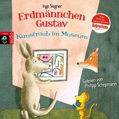 Kunstraub im Museum / Erdmännchen Gustav Bd.6 (MP3-Download) - Siegner, Ingo
