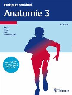 Endspurt Vorklinik: Anatomie 3 (eBook, PDF)