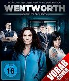 Wentworth - Staffel 3 - Nicht Du leitest dieses Gefängis, sondern ich! BLU-RAY Box