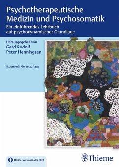 Psychotherapeutische Medizin und Psychosomatik (eBook, PDF)