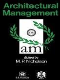 Architectural Management (eBook, ePUB)