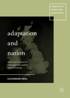 Adaptation and Nation - Rees, Catherine
