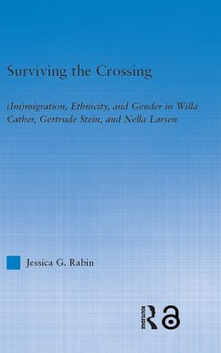 Surviving the Crossing (eBook, ePUB) - Rabin, Jessica
