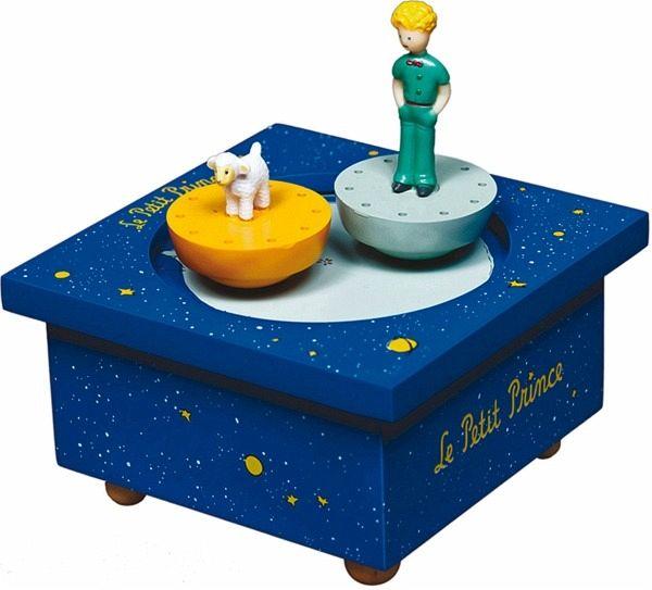 Spieldose Ninon Elfen Figur Elfen Spieldosen