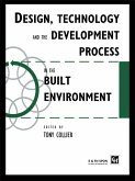 Design, Technology and the Development Process in the Built Environment (eBook, ePUB)