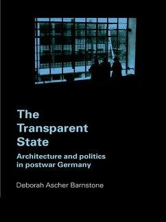 The Transparent State (eBook, ePUB) - Ascher Barnstone, Deborah
