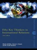 Fifty Key Thinkers in International Relations (eBook, ePUB)