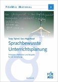 Sprachbewusste Unterrichtsplanung (eBook, PDF)