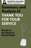 Summary and Analysis of Thank You for Your Service (eBook, ePUB)