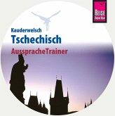 Reise Know-How AusspracheTrainer Tschechisch, 1 Audio-CD
