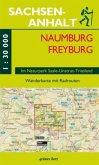 Wanderkarte Naumburg, Freyburg