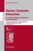 Human-Computer Interaction. User Interface Design, Development and Multimodality