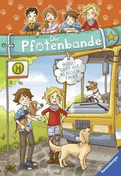 Mogli geht auf Klassenfahrt / Die Pfotenbande Bd.4 (eBook, ePUB) - Luhn, Usch