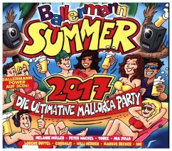 Ballermann Summer 2017-Ultimative Mallorca Party - Diverse
