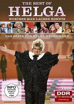 Best Of Helga Hahnemann-Worüber Man Lachen Konnte