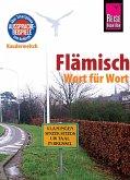 Reise Know-How Sprachführer Flämisch - Wort für Wort: Kauderwelsch-Band 156 (eBook, ePUB)