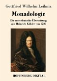 Monadologie (eBook, ePUB)