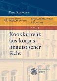 Kookkurrenz aus korpuslinguistischer Sicht (eBook, PDF)