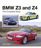 BMW Z3 and Z4 (eBook, ePUB)
