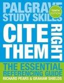 Cite Them Right (eBook, PDF)