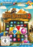 GaMons - Ricky Raccoon 2 - Die Abenteuer in Ägypten (3-Gewinnt-Spiel)