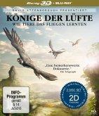 David Attenborough: Könige der Lüfte (Blu-ray 3D + Blu-ray)