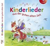 Kinderlieder aus der guten alten Zeit, Audio-CD
