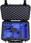 B&W GoPro Case Type 1000 B schwarz mit GoPro 5 6 7 Inlay