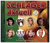 Schlager Aktuell. Tl.11, 2 Audio-CDs