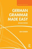 German Grammar Made Easy (eBook, ePUB)