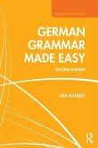 German Grammar Made Easy (eBook, PDF)