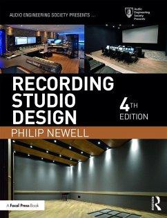 Recording Studio Design (eBook, ePUB) - Newell, Philip
