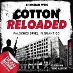 Jerry Cotton, Cotton Reloaded, Folge 53: Falsches Spiel in Quantico - Serienspecial (Ungekürzt) (MP3-Download)