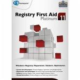 Registry First Aid 11 Platinum (Download für Windows)