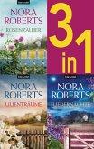 Die Blüten-Trilogie: - Rosenzauber / Lilienträume / Fliedernächte (3in1-Bundle) (eBook, ePUB)