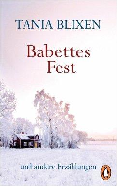 Babettes Fest (eBook, ePUB) - Blixen, Tania