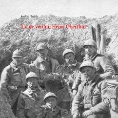 Un de Verdun Henri Oberthür (eBook, ePUB)