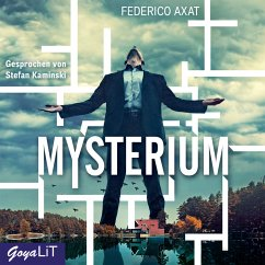 Mysterium (MP3-Download) - Axat, Federico