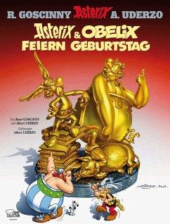 Asterix und Obelix feiern Geburtstag / Asterix Bd.34 - Uderzo, Albert;Goscinny, René