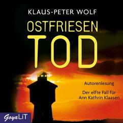 Ostfriesentod / Ann Kathrin Klaasen ermittelt Bd.11 (MP3-Download) - Wolf, Klaus-Peter