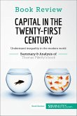 Book Review: Capital in the Twenty-First Century by Thomas Piketty (eBook, ePUB)