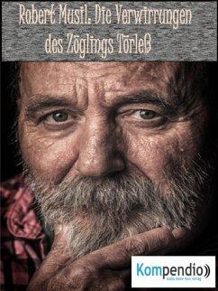 Die Verwirrungen des Zöglings Törleß (eBook, ePUB) - Dallmann, Alessandro